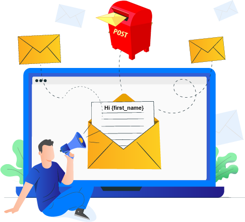 personalized direct mail marketing messages