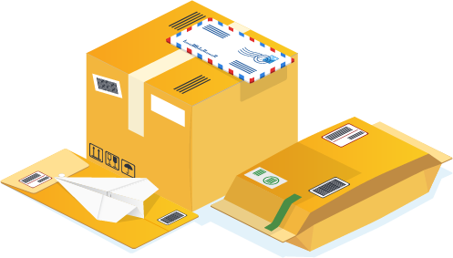 print and mail delivery partner